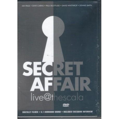 SECRET AFFAIR - Live@thescala 2003