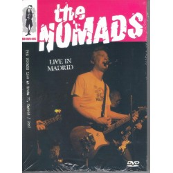 THE NOMADS - Live in Madrid 2007 dvd