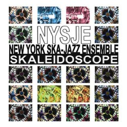 the NEW YORK SKA-JAZZ ENSEMBLE - Skaleidoscope - CD