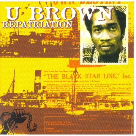 U BROWN - Repatriation 1979 CD
