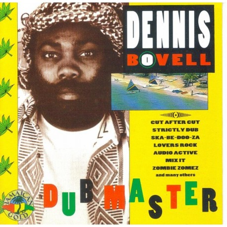 DENNIS BOVELL - Dub master CD