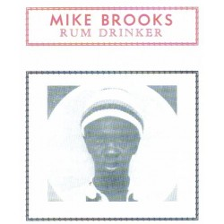 MIKE BROOKS - Rum drinker CD
