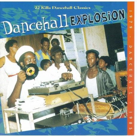V/A - Dancehall explosion CD