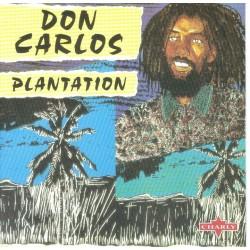 DON CARLOS - Plantation - CD