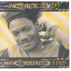 HORACE ANDY - Seek + you will find CD