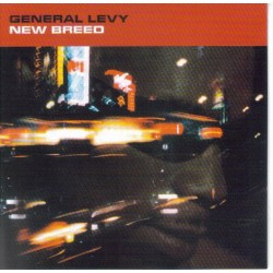 GENERAL LEVY - New breed CD