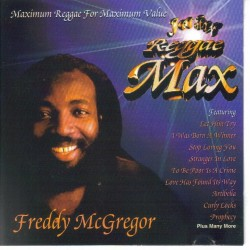 FREDDIE Mc GREGOR - Jet star reggae mix CD