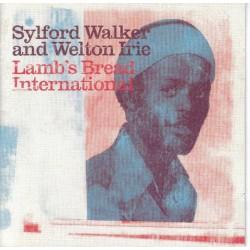 SYLFORD WALKER & WELTON IRIE - Lamb`s bread international CD