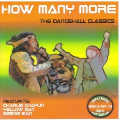 V/A - How many more The dancehall classics CD