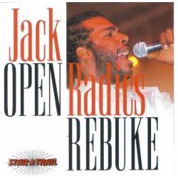 JACK RADICS - Open rebuke CD