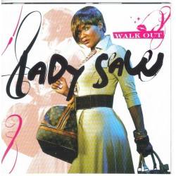 LADY SAW - Walk out CD