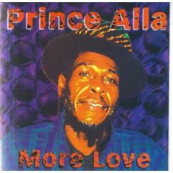 PRINCE ALLA - More love CD