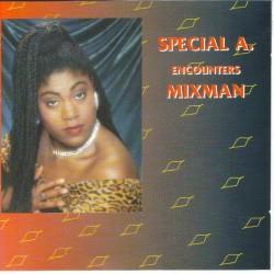 SPECIAL A ENCOUNTERS MIXMAN - ST CD