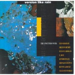 UPSETTERS - Version like rain CD
