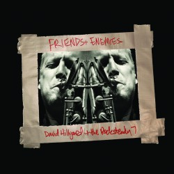 PRE-ORDER - DAVID HILLYARD & THE ROCKSTEADY 7 - Friends & Enemies - CD