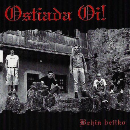OSTIADA OI - Behin Betiko - CD