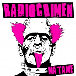 RADIOCRIMEN - Mátame - CD