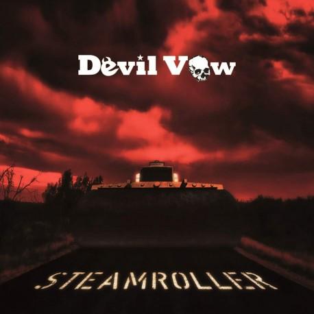 DEVIL VOW - Steamroller - CD