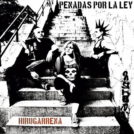 PENADAS POR LA LEY - Hirugarrena - CD