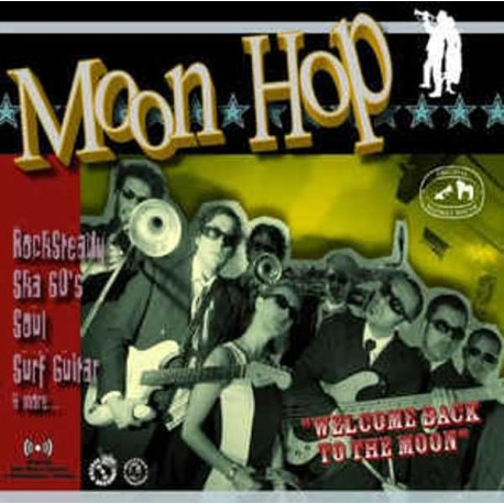 MOON HOP -Welcome back to the moon CD