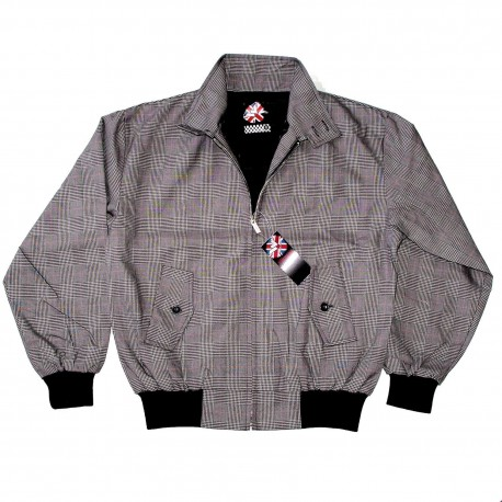 Harrington  Jacket - PRINCE OF WALES