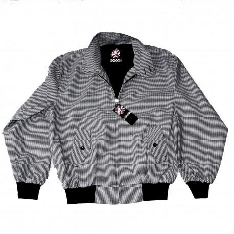 Harrington  Jacket - DOGTOOTH