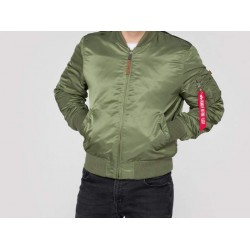 Flight Jacket MA-1 VF 59 Bomber - VERDE