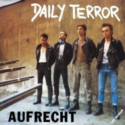 DAILY TERROR - Aufrecht - LP