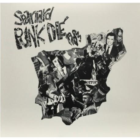 VA - Spaniard Punk Ole 1983 - 2LP