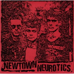 NEWTOWN NEUROTICS - Licensing Hours - 7""