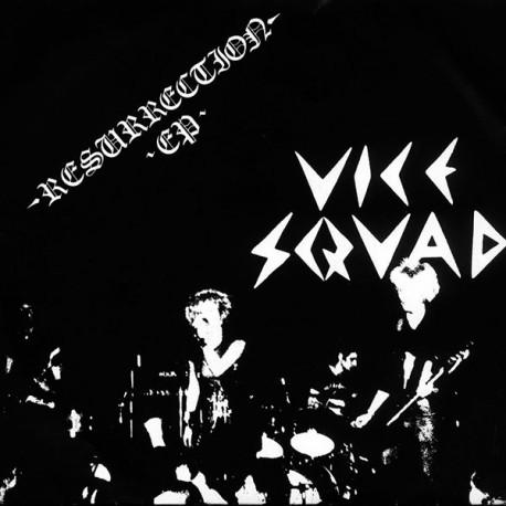 VICE SQUAD - Resurrection - EP