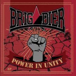 BRIGADIER - Power in Unity - EP
