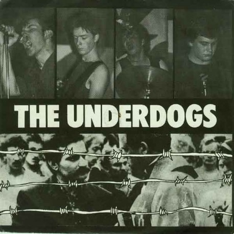 THE UNDERDOGS - East of Dachau - EP