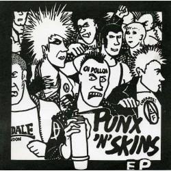 OI POLLOI - Punx`N`Skins - EP
