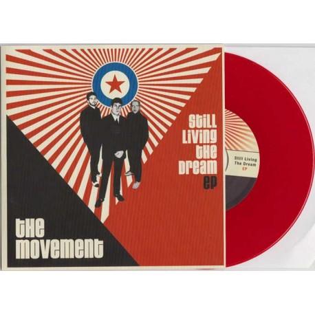 THE MOVEMENT - Still Living the Dream - EP