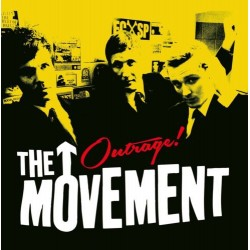 THE MOVEMENT - Outrage - EP