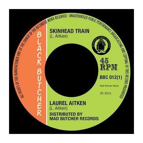 """LAUREL AITKEN - Skinhead Train - 7"""""""