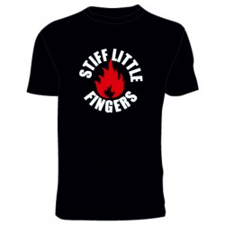 Stiff Little Fingers T-shirt
