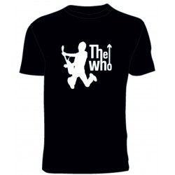 The Who (black) T-shirt