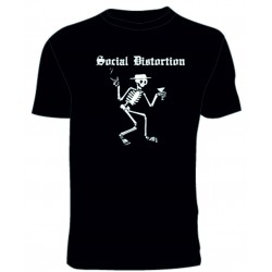 Social Distortion (black) T-shirt