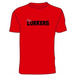 Camiseta The Lurkers (rojo)