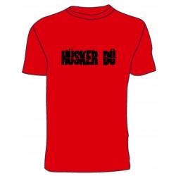 Camiseta Hüsker Dü (negro)