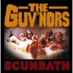 THE GUV'NORS ‎– Scumbath - EP
