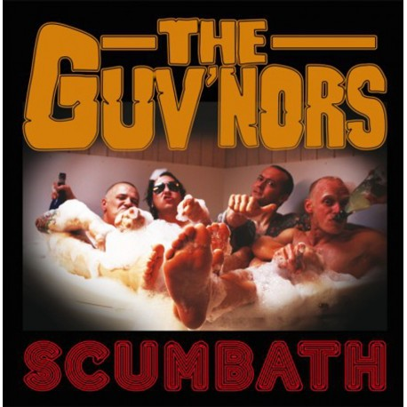 THE GUV'NORS – Scumbath - EP