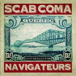 """SCAB COMA – Navigateurs - 7"""""""