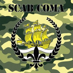 SCAB COMA – Scab Coma - EP