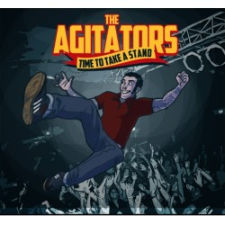 THE AGITATORS - Time to Take a Stand - LP