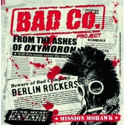 BAD CO. PROJECT - Mission Mohawk  - LP