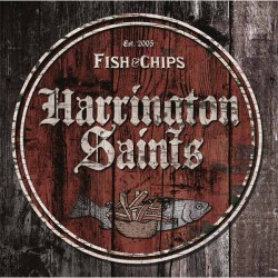 "HARRINGTON SAINTS - Fish & Chips - 10"""