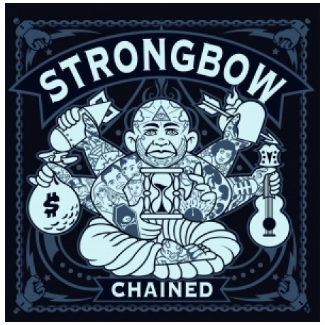 STRONGBOW - Chained - LP + CD